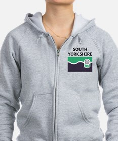South Yorkshire Zipped Hoodie