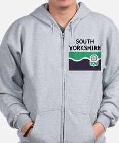 South Yorkshire Zip Hoodie