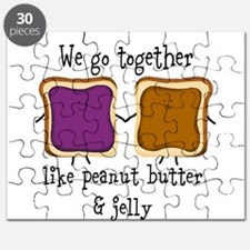 Peanut Butter and Jelly Puzzle