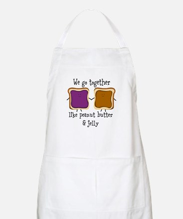Peanut Butter and Jelly Apron