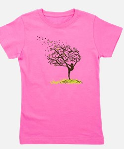 Funny Nature Girl's Tee