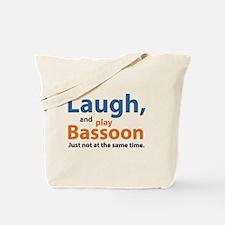 Cute Bassoon Tote Bag