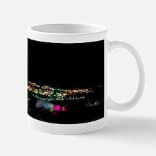 Niagra Falls at Night Mugs
