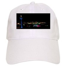 Niagra Falls at Night Baseball Baseball Baseball Cap
