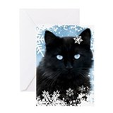 Animal christmas Greeting Cards