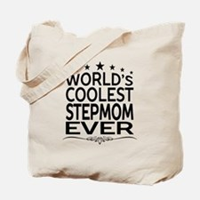 WORLD'S COOLEST STEPMOM EVER Tote Bag