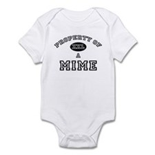 Property of a Mime Infant Bodysuit