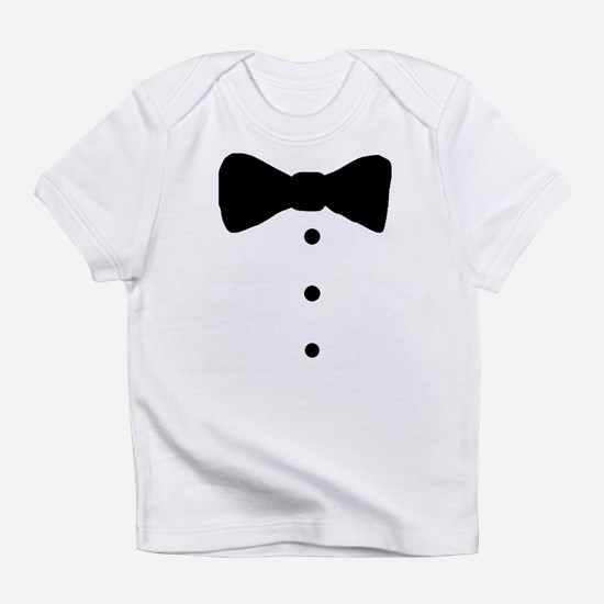 Baby Tux Cartoon Infant T-Shirt