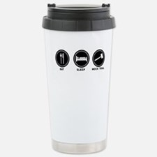 Cute Gavel Travel Mug
