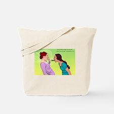 Cute Bible women Tote Bag