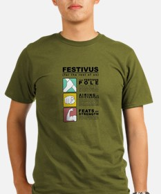 festivus diagram T-Shirt