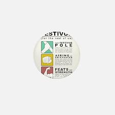 festivus diagram Mini Button