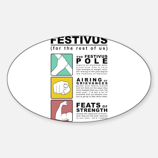 FESTIVUS™ diagram Decal