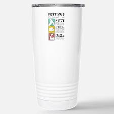 festivus diagram Travel Mug
