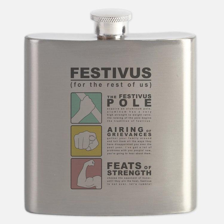FESTIVUS™ diagram Flask