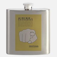 FESTIVUS™ airing of grievances Flask