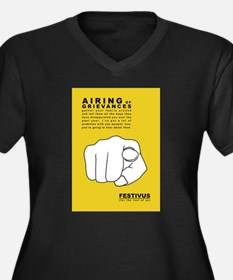 festivus airing of grievances Plus Size T-Shirt