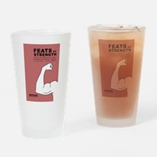FESTIVUS™ feats of strength Drinking Glass
