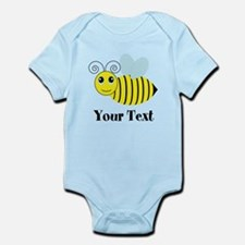 Personalizable Honey Bee Body Suit