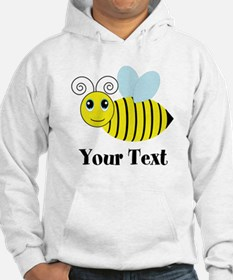 Personalizable Honey Bee Hoodie