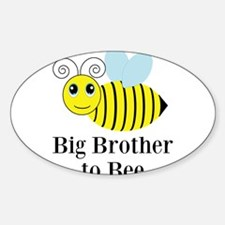 Big Brother to Bee Decal
