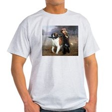 Cool Saint bernard T-Shirt