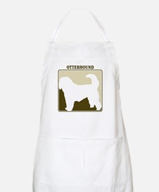 Professional Otterhound BBQ Apron