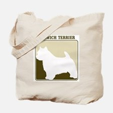 Professional Norwich Terrier Tote Bag