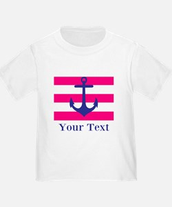 Personalizable Anchor T-Shirt