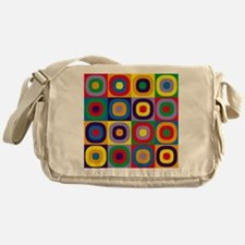 Cute Bright colors Messenger Bag