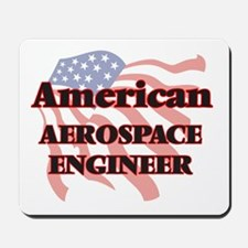 American Aerospace Engineer Mousepad