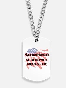 American Aerospace Engineer Dog Tags