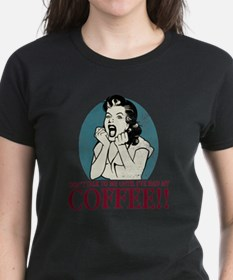 Cute Old woman Tee