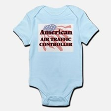American Air Traffic Controller Body Suit