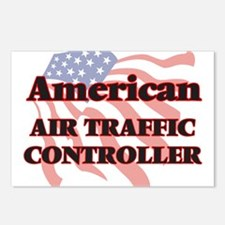 American Air Traffic Cont Postcards (Package of 8)