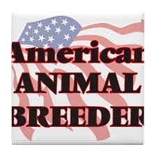 American Animal Breeder Tile Coaster