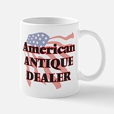 American Antique Dealer Mugs