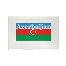 Azerbaijani Rectangle Magnet