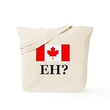 Canada, Eh? Tote Bag