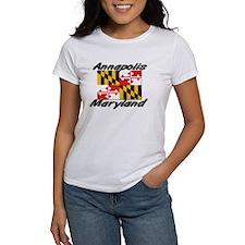 Annapolis Maryland Tee