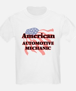 American Automotive Mechanic T-Shirt