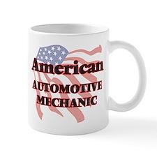 American Automotive Mechanic Mugs