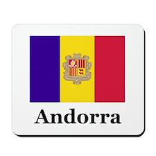 Andorra Mousepad