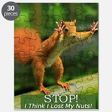 squirrel lost his nuts 2 Puzzle