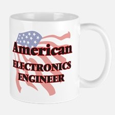 American Electronics Engineer Mugs