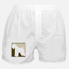 Professional Soft Coated Whea Boxer Shorts