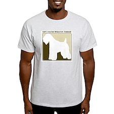 Professional Soft Coated Whea T-Shirt
