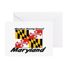 Aberdeen Proving Ground Maryland Greeting Cards (P