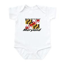 Aberdeen Proving Ground Maryland Infant Bodysuit