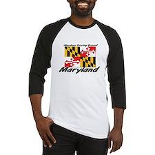 Aberdeen Proving Ground Maryland Baseball Jersey